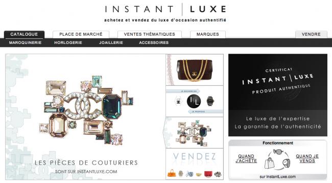 Photo de Le groupe Galeries Lafayette poursuit sa mue dans le digital avec le rachat d'Instant Luxe