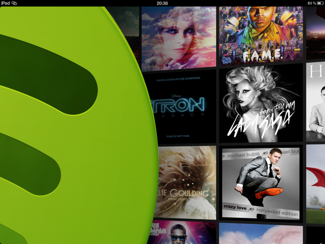 Spotify-for-iPad