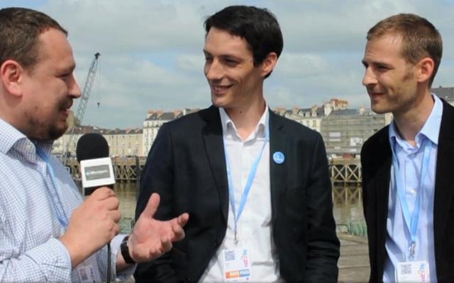 Photo de [FrenchWeb Tour] Lengow : «Il y a une vraie culture du numérique à Nantes»