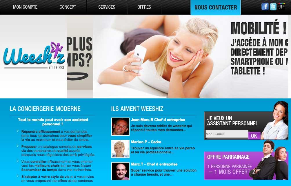 Photo de [Atelier numérique – BFM Business] La chronique start-up de Frenchweb #44 : Weeshiz