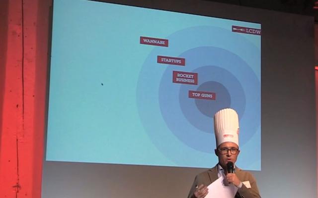 Photo de [Semaine spéciale Lyon] La Cuisine du Web : bouchon, jambon et digital