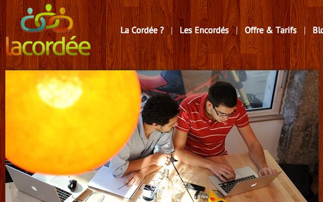 Photo de [Semaine spéciale Lyon] La Cordée, un lieu de co-working pour les entrepreneurs