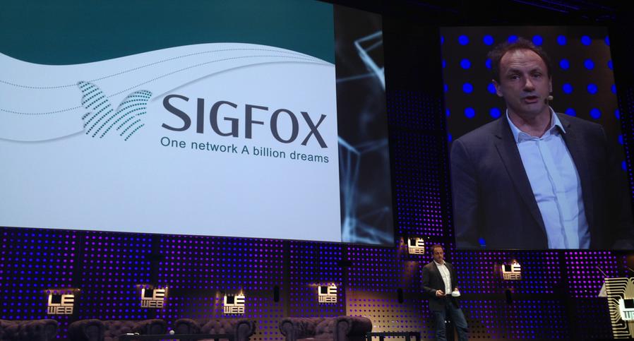 Photo de Sigfox : la start-up française pourrait bientôt lever 100 millions d'euros