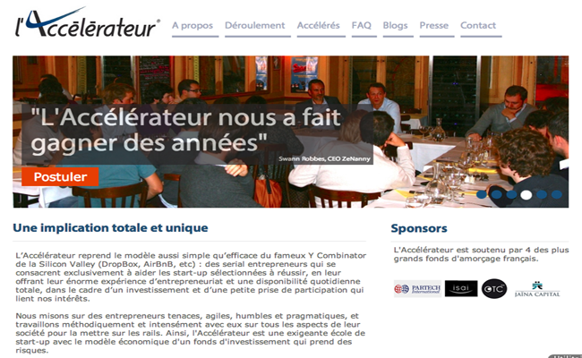 Photo de [Exclu] L'Accélérateur annonce une importante levée de fonds auprès de la famille Leclercq (Decathlon)