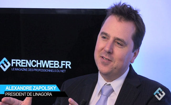 Photo de 3 questions à… Alexandre Zapolsky / Pour un programme «France Export Numérique»