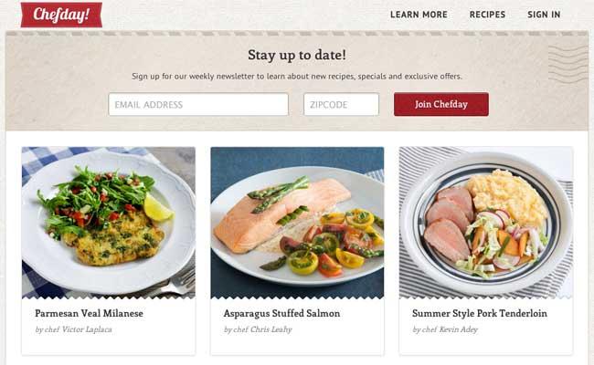 Photo de La chronique start-up de Frenchweb #55 : Chefday