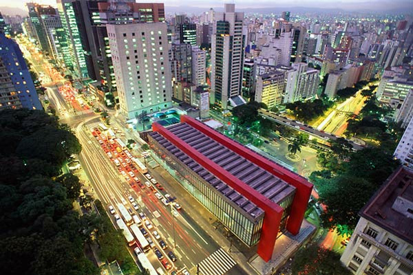 Photo de [Bonjour Brazil] la chronique de São Paulo de Xavier Pénat #2