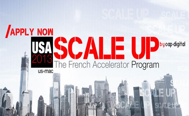 Photo de Cap Digital compte propulser 5 startups aux Etats-Unis grâce à son programme Scale Up