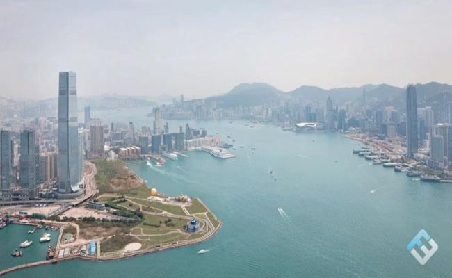 Photo de La chronique de Hong Kong #3 avec Cédric Delzenne