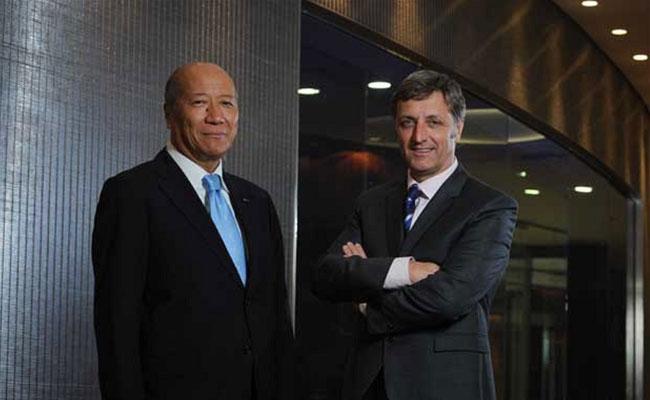Photo de E-publicité : le japonais Dentsu s'offre son homologue britannique Aegis