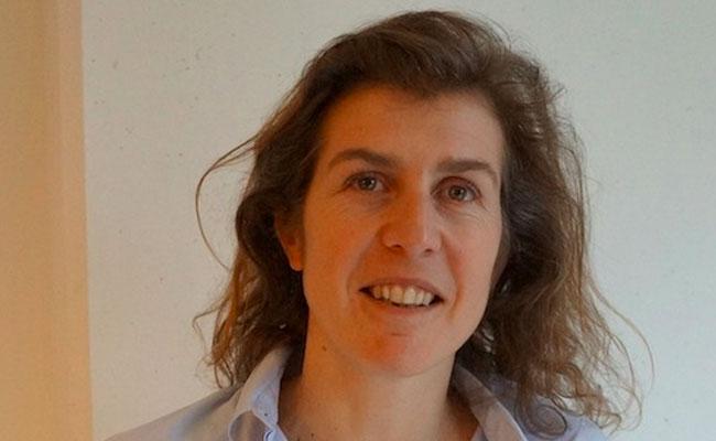 Photo de Hélène Fromen : madame exécutive de Mediapart