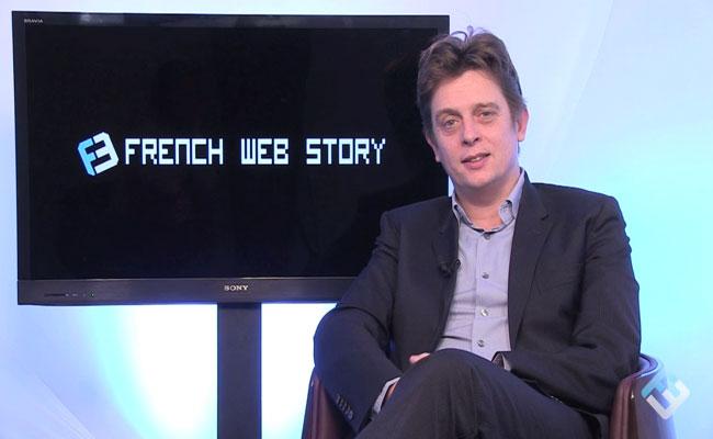 Photo de FrenchWeb Story : Henri Verdier (Etalab)