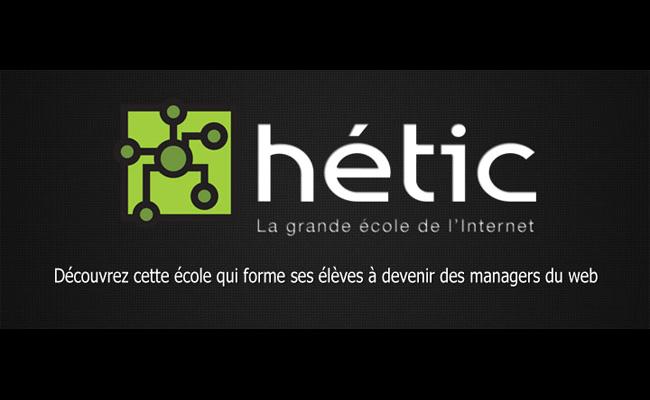 Photo de Sur les bancs d'Hetic, reportage sur l'école pionnière des métiers de l'internet