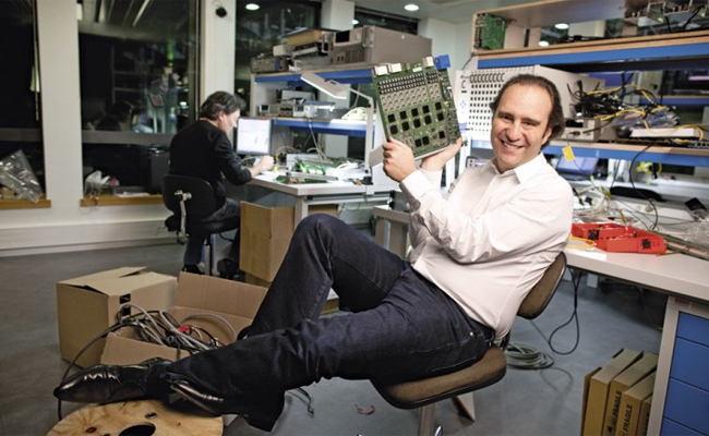 Photo de Xavier Niel entre dans le top 10 des premieres fortunes de France