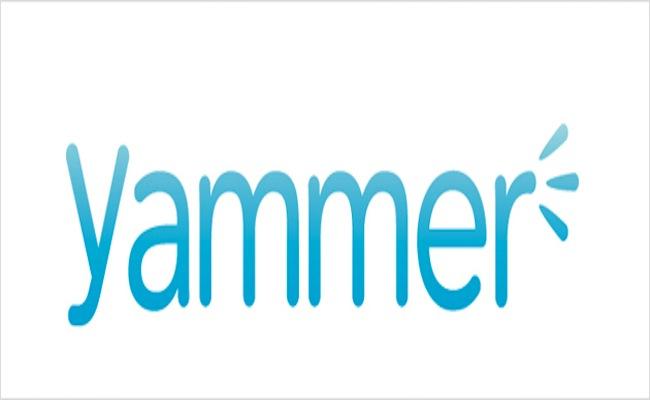 Photo de Yammer : réseau social interne