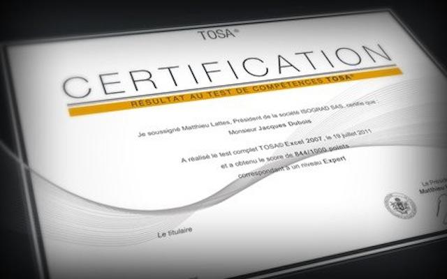 Photo de Isograd lève 1 million d'euros pour booster TOSA, une certification en compétences informatiques