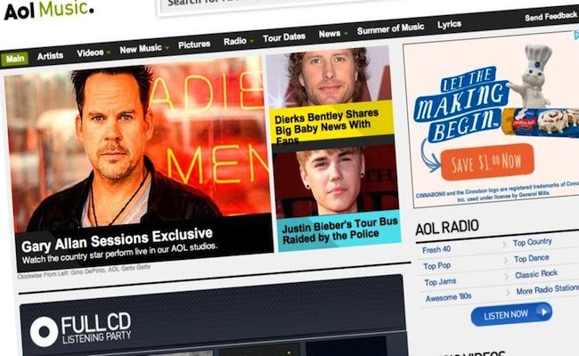 AOL-Music