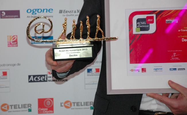 Photo de Trophées des Acsel du numérique: qui sont les lauréats ?