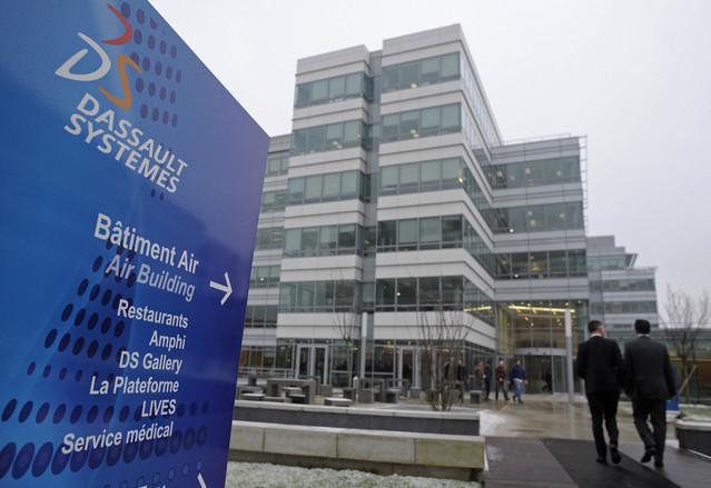 Photo de Dassault Systèmes confiant sur ses objectifs en 2013