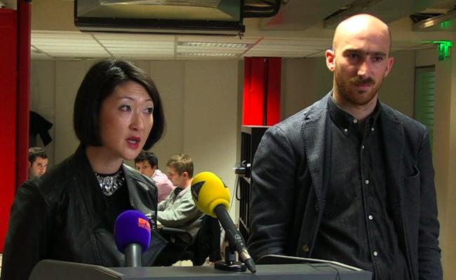 Photo de AppGratis retiré de l'AppStore : interviews de Fleur Pellerin et Simon Dawlat