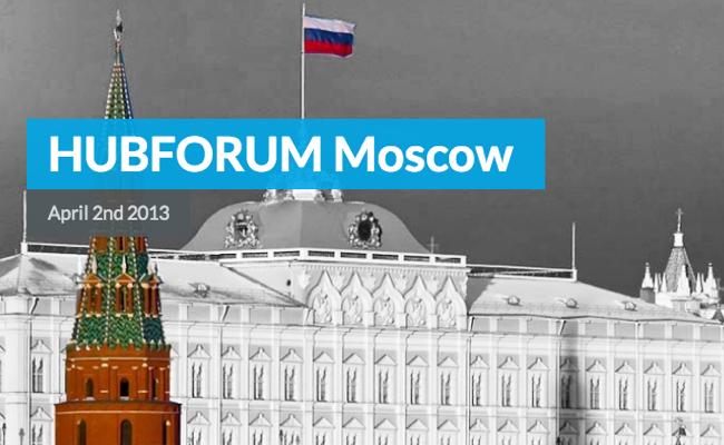 Photo de Reportage: Le Hub Forum à Moscou fait défiler les pros de la mode et du digital