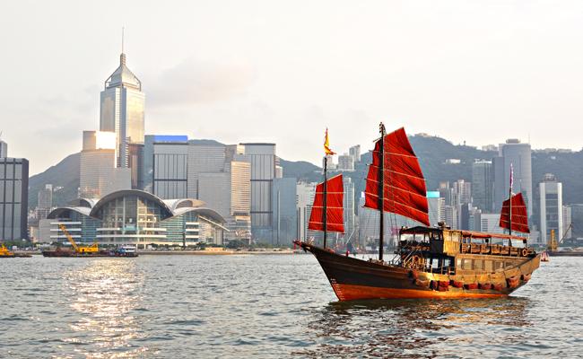 Photo de Hong Kong – Des nouvelles fraîches du livre Les dessous du Web