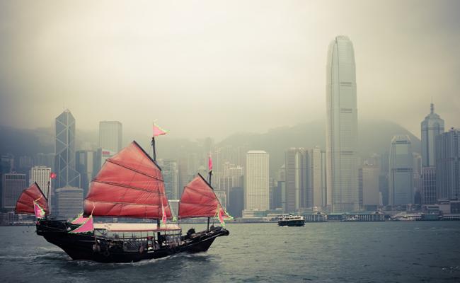 Photo de Hong Kong – Des nouvelles du livre Les dessous du Web