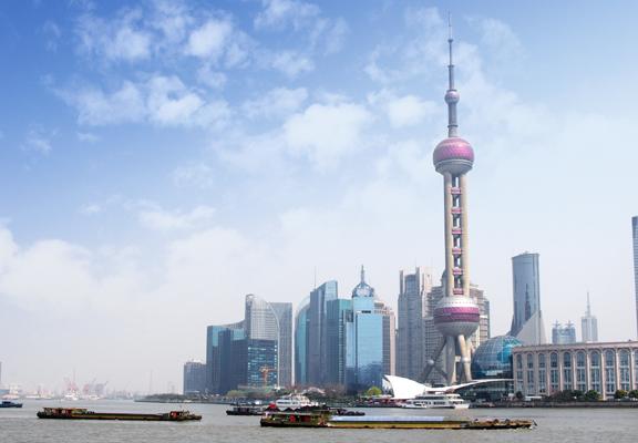 Photo de Shanghai – Des nouvelles fraîches du livre Les dessous du Web