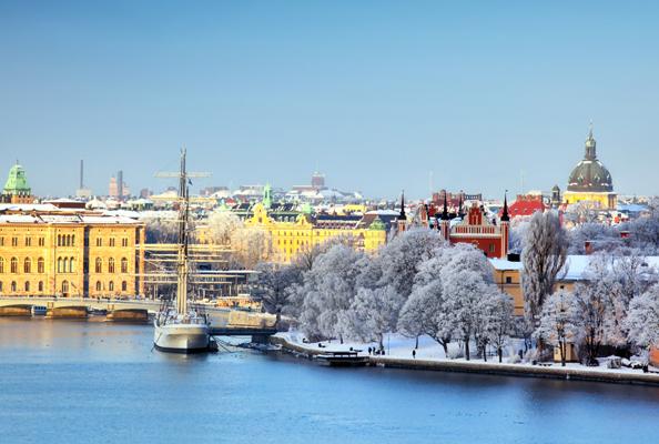 Photo de Stockholm – Du mouvement sur la trace du livre Les dessous du Web