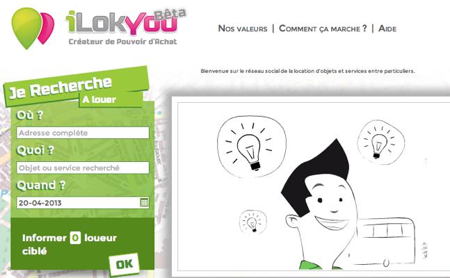 Photo de 3 nouveaux sites à découvrir: ILokYou, Trouveunpro.com et .TelFirst