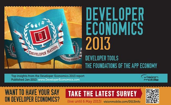 Photo de [Infographie] 67% des développeurs gagnent moins de 500 dollars par application chaque mois
