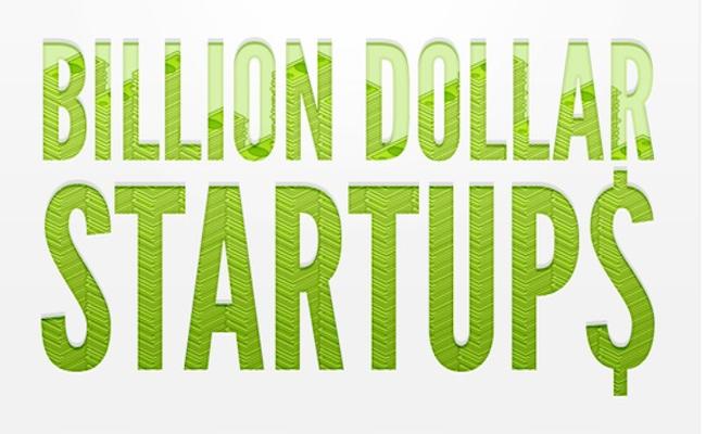 Photo de [Infographie] Les startups qui valent des milliards