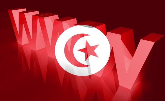 infographie les chiffres cl s de l internet en tunisie. Black Bedroom Furniture Sets. Home Design Ideas