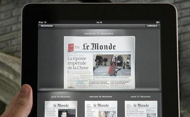 Photo de [Expert] Le Monde se lance à la conquête de nouveaux abonnés et des nouveaux usages, par Cyrille Frank