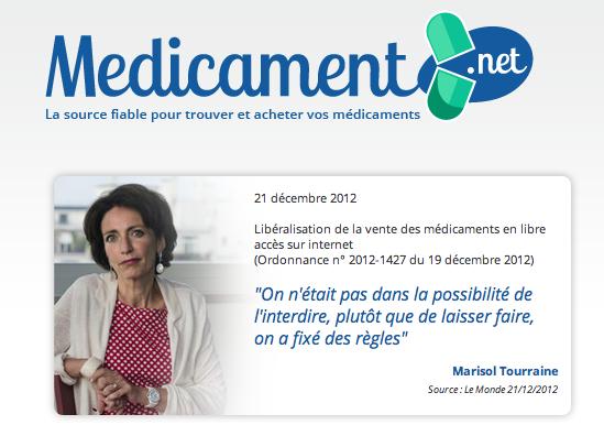 Photo de Lancement de Medicament.net