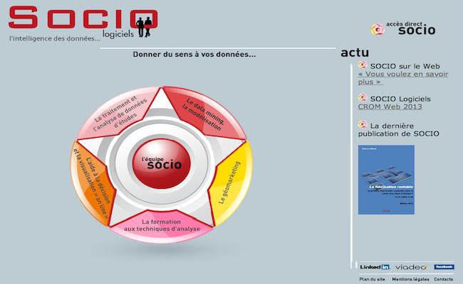 Photo de E-marketing: le groupe NP6 rachète Socio Logiciels, spécialiste de la data intelligence