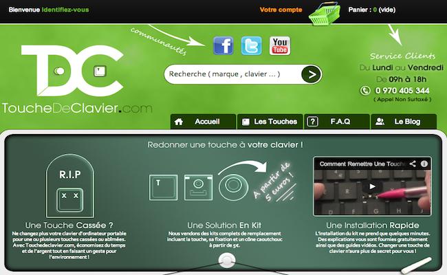 Photo de 3 nouveaux sites à découvrir: Entretiens-embauche, HelloBiz et ToucheDeClavier