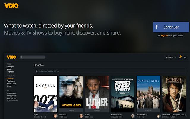 Photo de Rdio lance un service de vidéo en streaming en pay-per-view