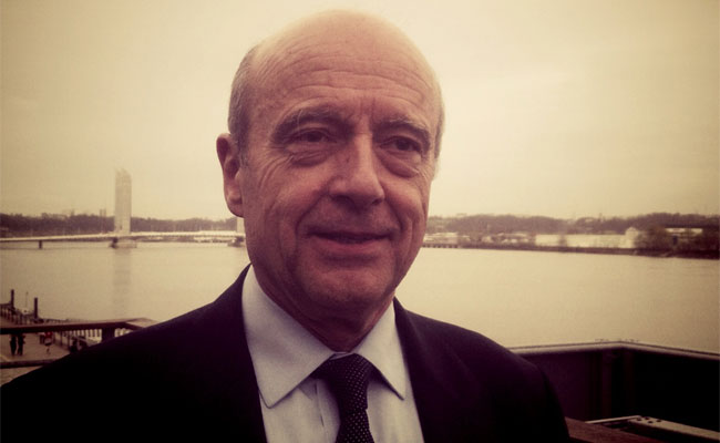 Photo de [FrenchWeb Tour Bordeaux] Alain Juppé, un maire connecté