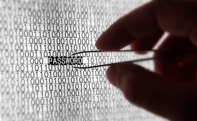 cyberattaque mot de passe