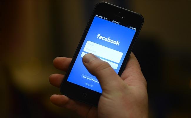 Photo de Facebook, l'application la plus consultée en 2013 aux USA