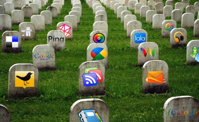 Photo de Le gestionnaire de compte inactif, ou le nouveau service «mortel» de Google