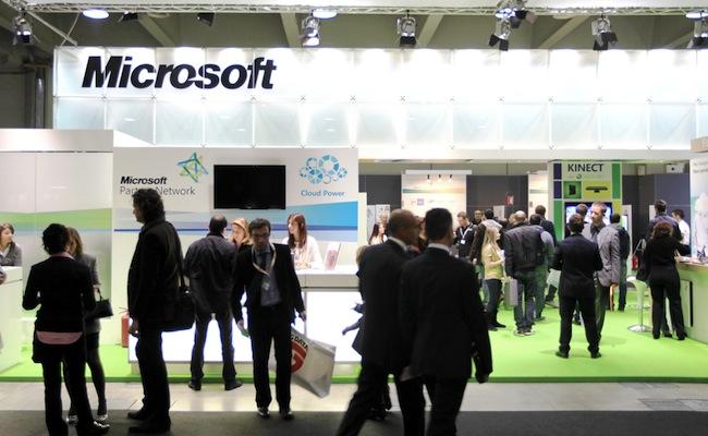 Photo de 20,5 milliards de dollars de chiffre d'affaires pour Microsoft