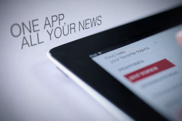 Photo de [FrenchWeb Tour Bordeaux] Mobiles Republic: le petit concurrent bordelais de Flipboard