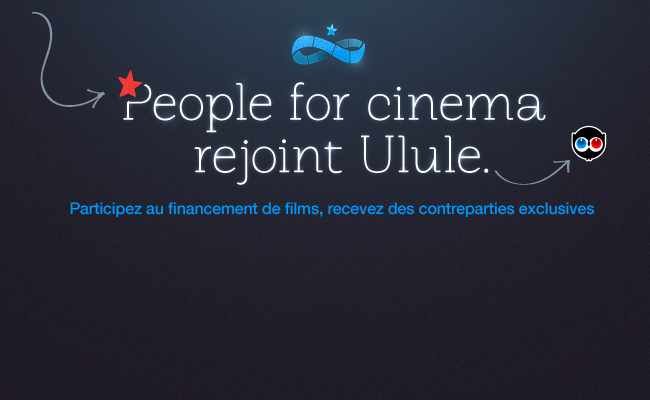 Photo de Crowdfunding: Ulule s'offre la plateforme Peopleforcinema