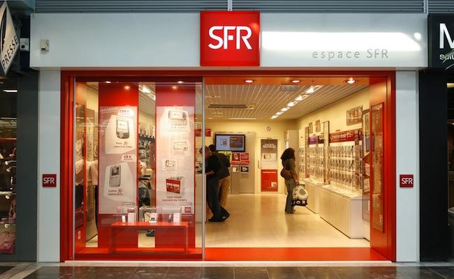 Photo de SFR : pas de retour à la croissance avant 2015