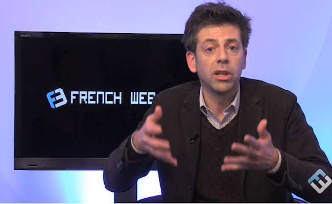 Photo de FrenchWeb Story : David Lacombled (Orange) se souvient…