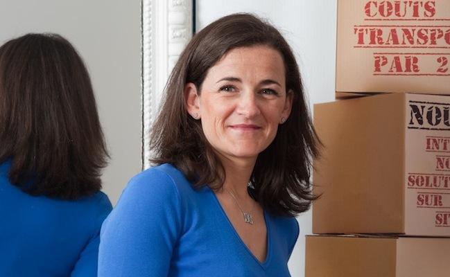 Photo de [Mouvement] Virginie Ducrot, nouvelle directrice générale d'Envoimoinscher.com
