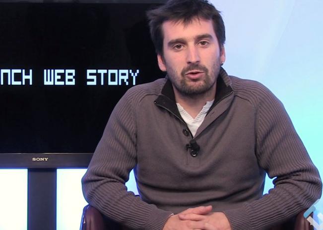 Photo de FrenchWeb Story: Cédric Giorgi (Cookening) se souvient…