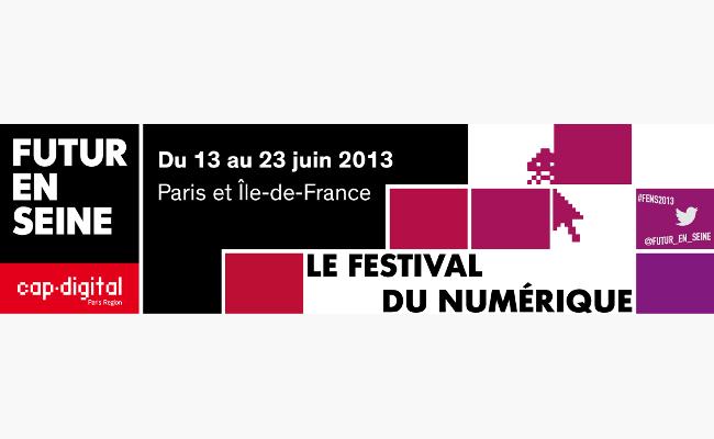 Photo de Futur en Seine, du 13 au 23 juin à Paris